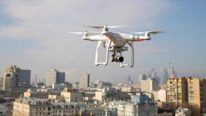 Беспилотные летательные аппараты интегрируют в единую систему управления воздушным движением