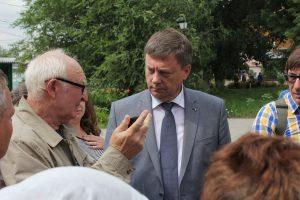 Олег Фурсов раскритиковал главу администрации Кировского района Самары