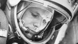 Записи Юрия Гагарина продали за 47,5 тысячи долларов