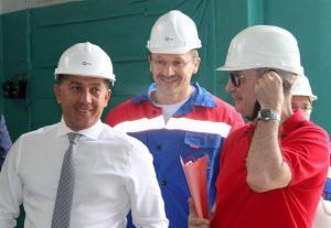 В Самаре незаконные гаражи мешают постройке нового водовода