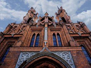 Реставрацию самарского костёла завершат в сентябре