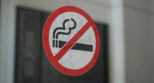 За нарушение закона о курении россиян оштрафовали на 60 млн рублей