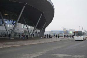 В Курумоче снесут здания международного терминала прилёта и багажного павильона