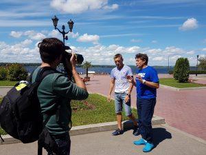 Телеканал «Матч ТВ» снял передачу о Самаре