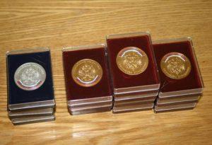 В Самаре наградили выпускников-медалистов колледжей и техникумов