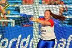 Самарские легкоатлеты завоевали две золотые медали на первенстве России