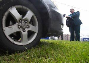 В Самаре водителей будут штрафовать за парковку на газоне