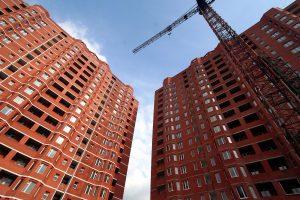 Самарская область в тройке лидеров по объему ввода жилья в ПФО