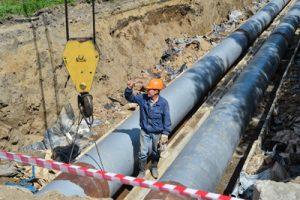 В Самаре продолжают подготовку теплосетей к работе в осенне-зимний период