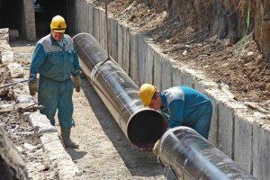 В Самаре идёт обновление систем водоснабжения и водоотведения