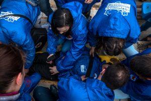 В Самаре прошли межведомственные учения в рамках подготовки к ЧМ-2018