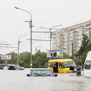 В Ульяновске продолжают разгребать последствия шторма
