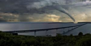 Внимание — МЧС ПЕДУПРЕЖДАЕТ! Ухудшение погодных условий в Ульяновске! Правила поведения при урагане!