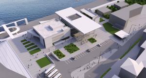 Проект речного вокзала в Самаре проходит экспертизу