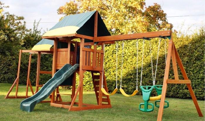 Детские площадки: польза и преимущества