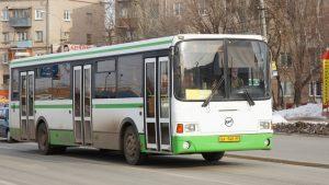 В Самаре изменят маршрут движения автобуса № 3