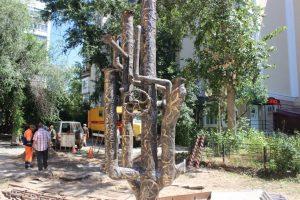 В Самаре 1 сентября запустят фонтан в честь 130-летия водопровода