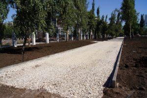В Самаре на площади Куйбышева уже отфрезеровали три тысячи квадратных метров асфальтового покрытия