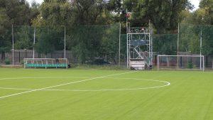 Реконструкцию третьего поля стадиона «Металлург» оплатили игроки и партнёры «Крыльев Советов»