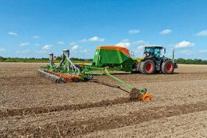 В Самарской области начали производить немецкую сельскохозяйственную технику
