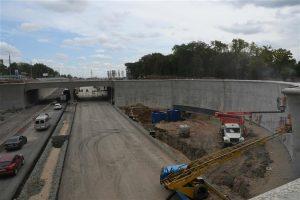 Движение по тоннелям на Московском шоссе в Самаре запустят на полную мощность 1 сентября