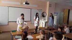 Уроки здорового питания в Ульяновске