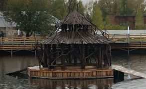 Рустам Минниханов опубликовал фото с открытия парка «Ушковские острова» в Менделеевске