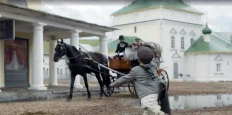 Костромичи вот-вот смогут увидеть себя на Первом канале в сериале «Мятеж»