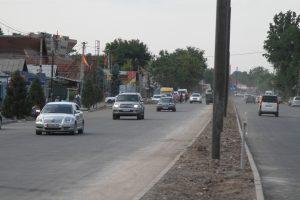 В начале октября в Самаре откроют движение по Алма-Атинской