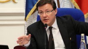 Дмитрия Азарова официально представили в должности врио губернатора Самарской области