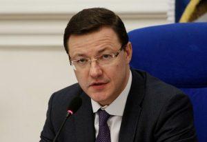 Дмитрий Азаров прокомментировал начало отопительного сезона в Самарской области