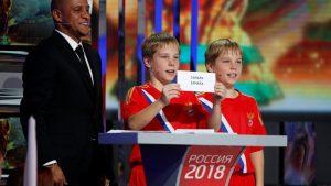 Продажа билетов на матчи ЧМ-2018 начнется 14 сентября