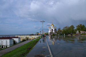 МЧС предупреждает об ухудшении погоды в Самаре