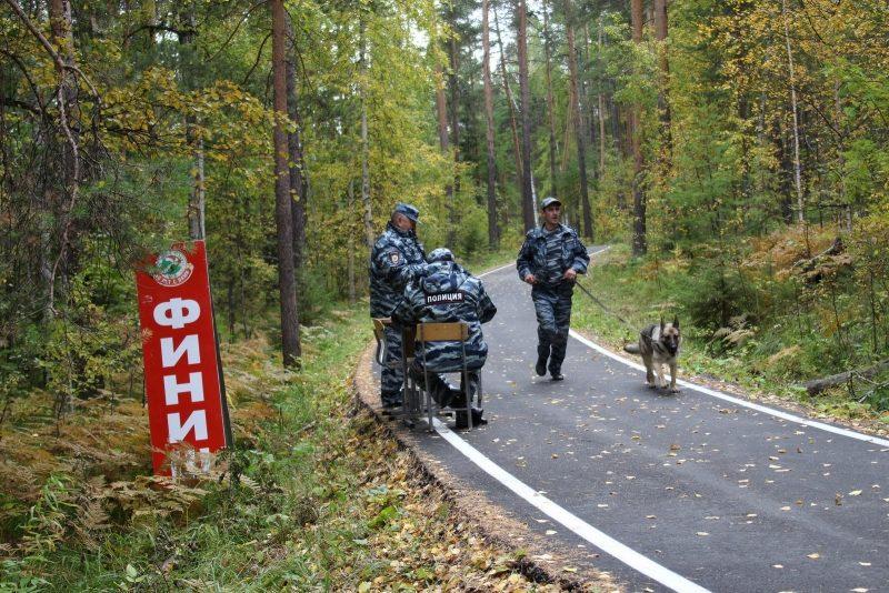 Костромские собаки-следователи  — в десятке лучших в России