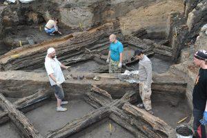В Самаре археологи обнаружили редкие предметы из ХVIII века