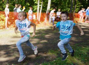 В Самаре состоялся всероссийский день бега «Кросс Нации»