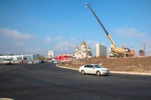 На Московском шоссе в Самаре запретили поворот направо