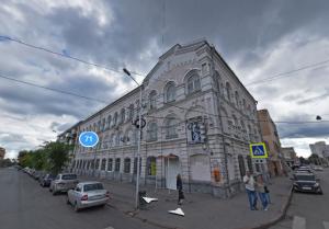 В Самаре отреставрируют старинное здание городского общества