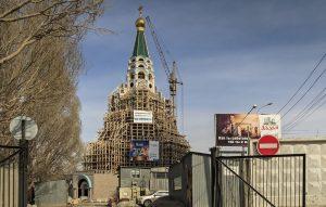 На строительство Софийского собора в Самаре выделят из бюджета 119 миллионов рублей