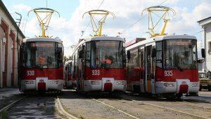 На выходных в Самаре изменится схема движения трамваев