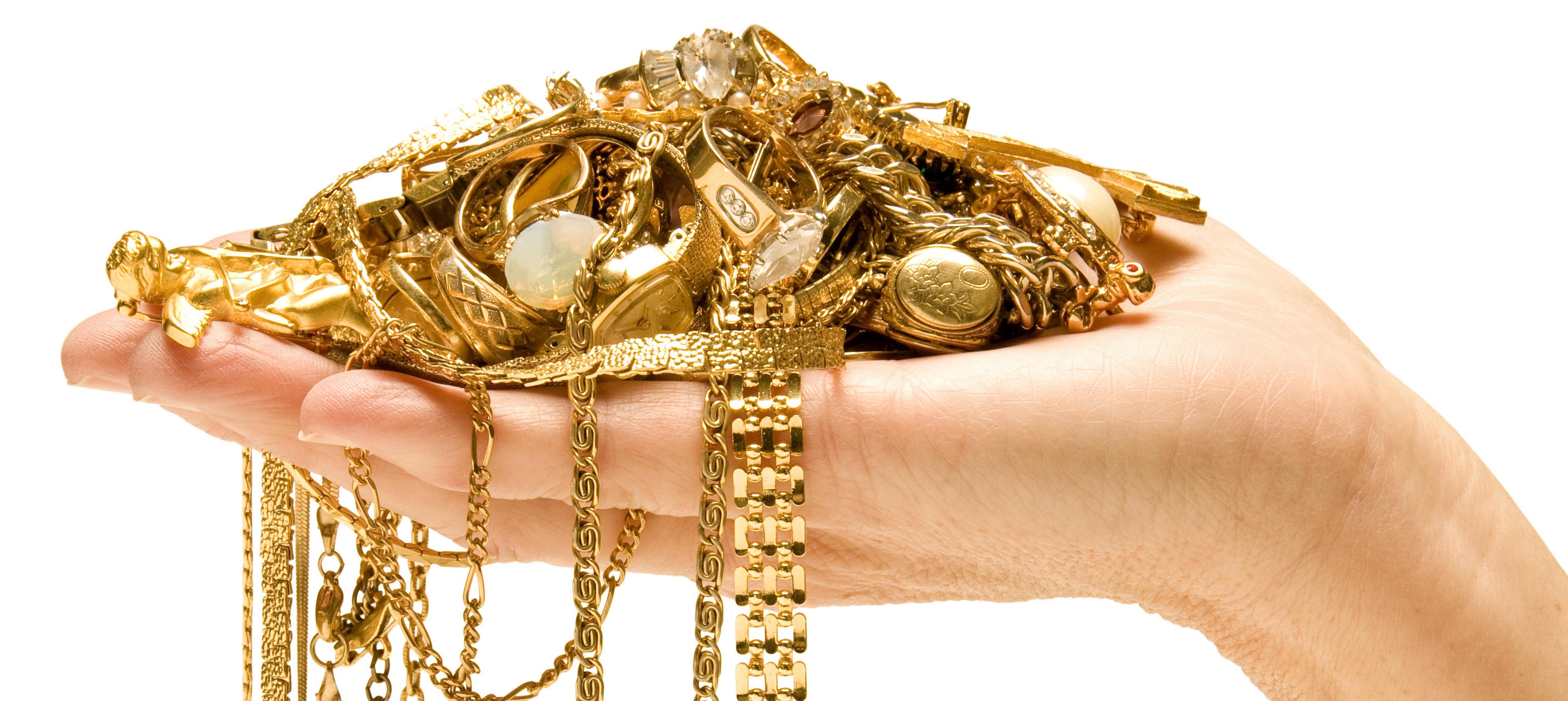 Золотые часы и ювелирные украшения с бриллиантами по приемлемой цене
