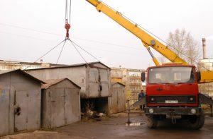 В Самаре хотят снести незаконные гаражи около детских садов