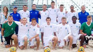 Пляжные «Крылья Советов» вышли в финал Кубка России