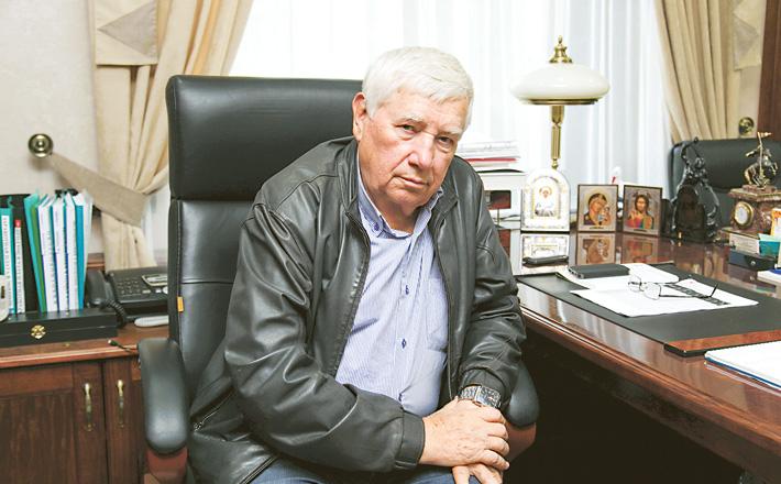 Юрий Бугаков: «Ирмень — это большая семья»