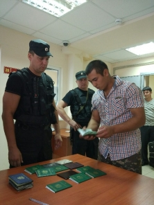 За неделю из Самарской области депортировали 27 нелегалов