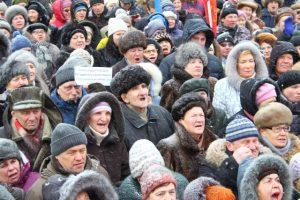 30 сентября в Самаре пройдёт митинг против отмены льгот пенсионерам