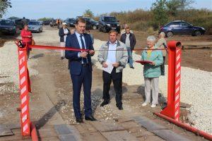 В Самарской области завершили реконструкцию моста через реку Большой Кинель