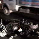 В Самаре на Волжском шоссе произошло крупное ДТП