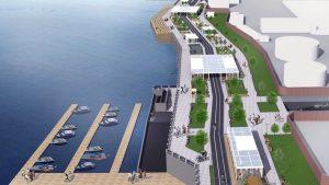 В Самаре утвердили проект постройки пятой очереди набережной
