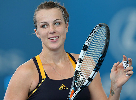 Уроженка Самары Анастасия Павлюченкова вышла в полуфинал турнира в Токио